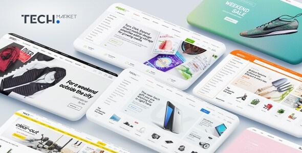 Techmarket v1.2.1 – Multi-Demo & Electronics Store WooCommerce…