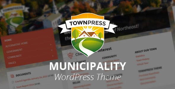 Download – TownPress – Municipality WordPress Theme