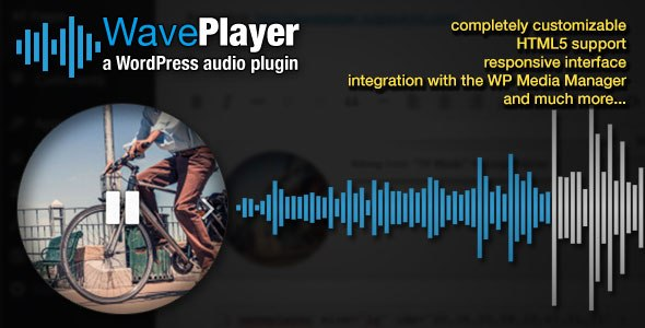 WavePlayer – a WordPress audio player Plugin