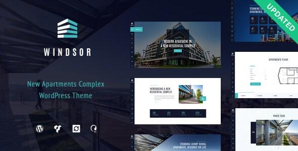 Windsor v1.2 – Apartment Complex / Single Property WordPress…