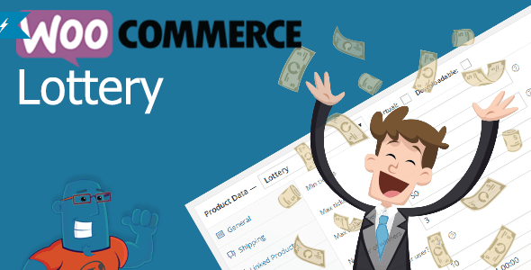 WooCommerce Lottery v1.1.12 – WordPress Prizes and Lotteries…