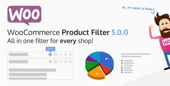 Woo Product Filter v6.0.0 – WooCommerce WordPress Plugin