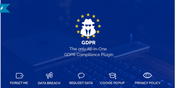 WordPress GDPR v1.0.9 – All-in-One GDPR Compliance plugin