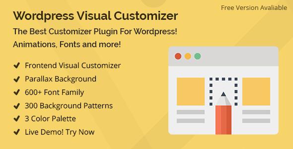 Yellow Pencil v5.2.3 – Visual Customizer for WordPress