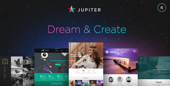 JUPITER V4.0.9.3 - MULTI-PURPOSE RESPONSIVE THEME