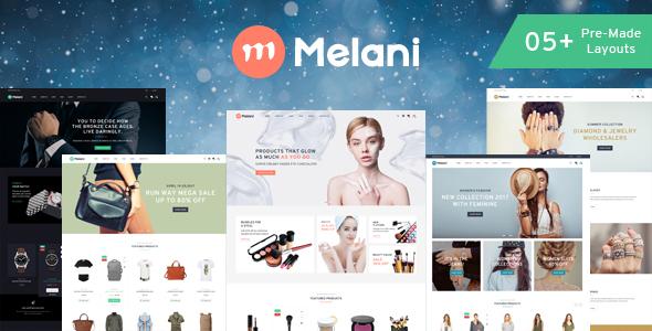 MELANI V1.0 - RESPONSIVE PRESTASHOP THEME