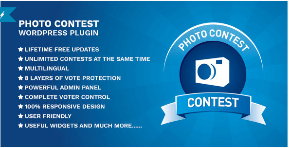 Photo Contest WordPress Plugin v3.3 will easily organize a photo…