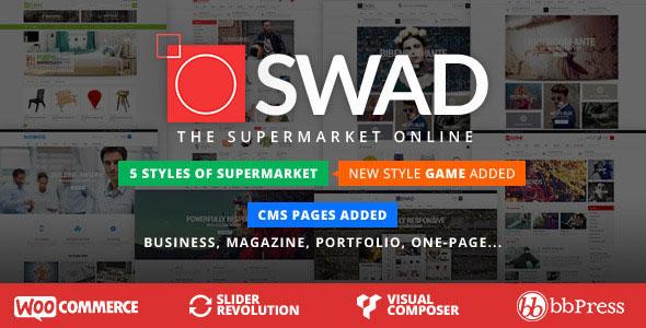 OSWAD V1.1.5 - RESPONSIVE SUPERMARKET ONLINE THEME