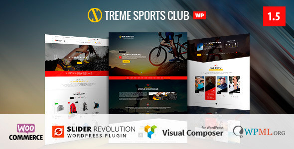 XTREME SPORTS V2.0.2 - WORDPRESS CLUB THEME